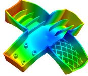 Warpage Warp simulation for plastic injection molding